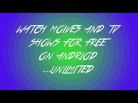 Watch Movies And TV Shows For Free On Android !!