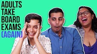 Adults Take Their Board Exams (Again) | BuzzFeed India