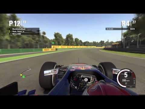F1 2015 NGF1-Unity: 6.Saisonrennen - Italien (Part 1)