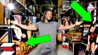 12 Things WWE Keeps HIDDEN In Their WAREHOUSE
