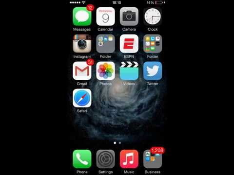 UPSCALE TWEAK!! CHANGE YOUR IPHONE:S  RESOLUTION IN 5 SECONDS