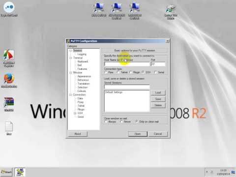 puTTy Free sortware