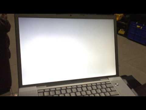 Macbook pro no boot
