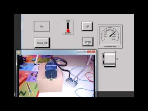 PLC Brushless DC Motor Control