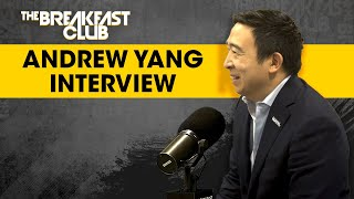 Andrew Yang Announces He's Giving $1M To The People Of NYC, Talks Solutions For The Economy + More