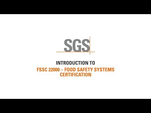 Introduction to FSSC 22000 vr4.1 eLearning Course