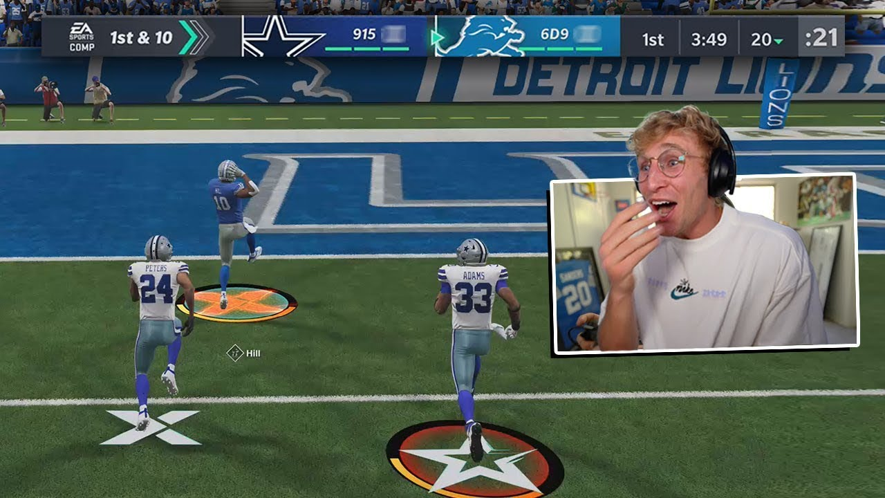 Our New QB Makes EVERY Throw..! Wheel of MUT! Ep. #53