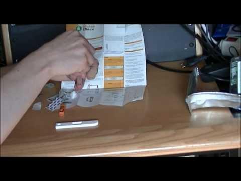 hometest gluten intolerance / celiac disease  / Coeliakie check test, how to