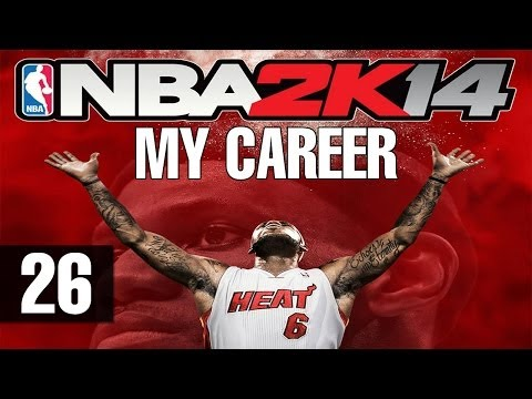 NBA 2K14 - Walkthrough - MyPlayer Career - Part 26 - Too Many Turnovers