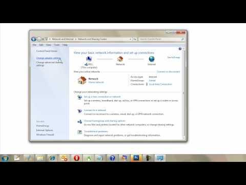 Google DNS Tutorial for Windows