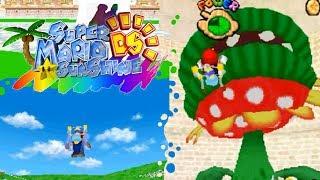 Spaghetti Dinner Super Mario Bros Super Show 64 Part 2,HOCUY