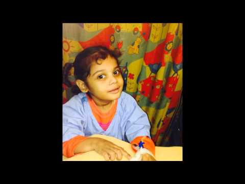 Help Maira to Breathe: Fight Cystic Fibrosis