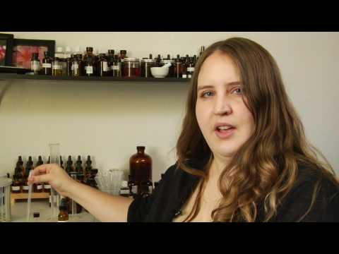 Perfume Recipes : Recipe for Making Perfume Oils