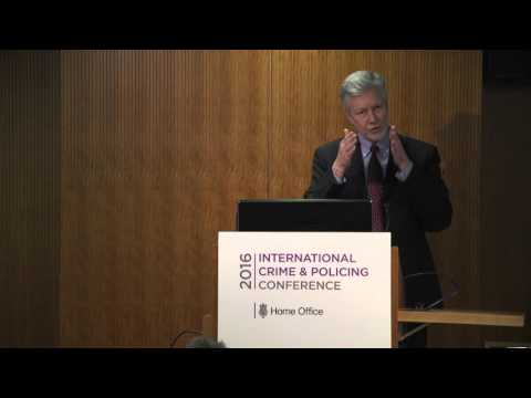 ICPC 2016: Unlocking the science of slavery, Professor  Kevin Bales