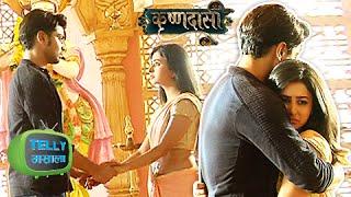 OMG! Aryan Aradhya MARRIED | Krishnadasi | Colors | On Location |