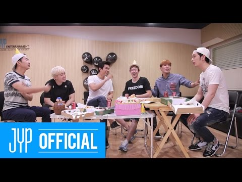 [Real 2PM] Nichkhun's Surprise Birthday Party