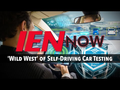 IEN NOW: This State Wants to be 'Wild West' of Self-Driving Car Testing
