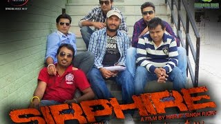 preet harpal || Priyanshu Chatterjee|| sirphire making video || a film by harjit ricky