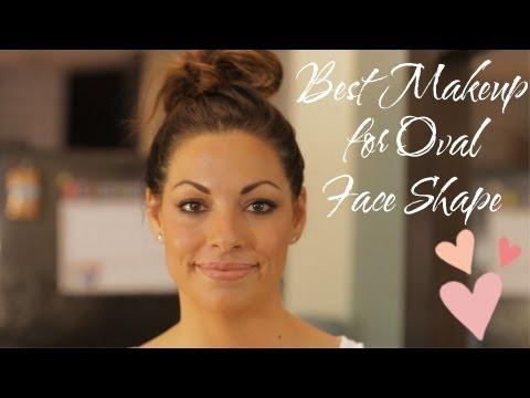 Best Makeup for Oval Face Shape