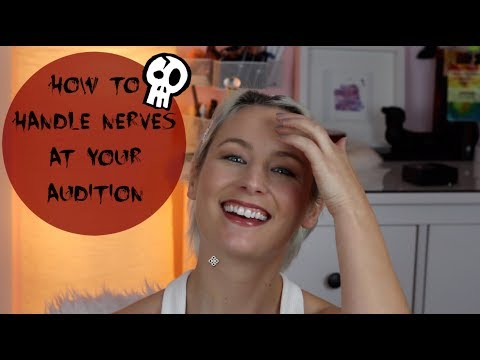 Calming Audition Nerves | How I Stay Calm, Confident & Focused at Auditions