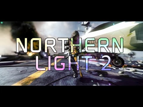 NORTHERN LIGHTS #2 | Edited By SHD & Artist