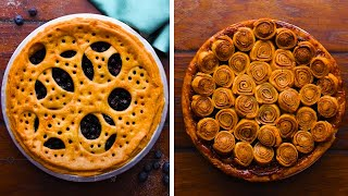 Download How to Decorate Pies!   Baking Recipes and Ideas by So Yummy Video