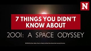 7 things you didn't know about 2001 a space odyssey