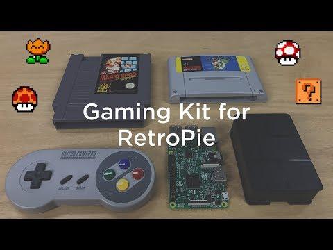 How to Build a RetroPie Gaming Console