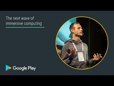 The next wave of immersive computing (Innovation track - Playtime EMEA 2017)