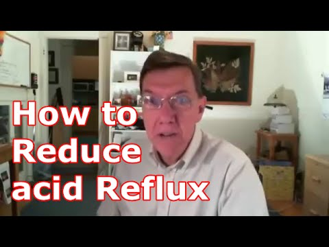 How to Reduce acid Reflux: How to Get rid of acid Reflux Naturally