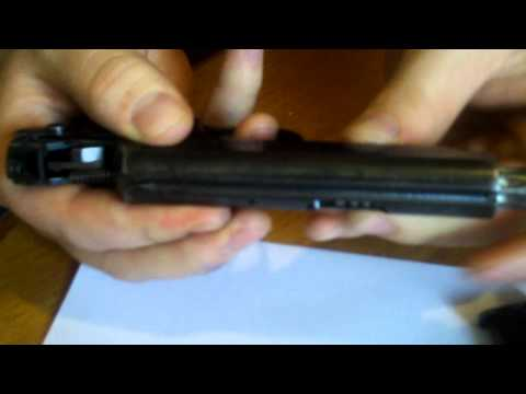 Colt 1908 Vest Pocket Pistol Calibre 25 Field  Strip