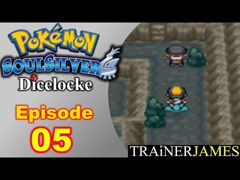 It's the Return of Team Rocket! | Ep. 05 - Pokemon SoulSilver Dicelocke Nuzlocke