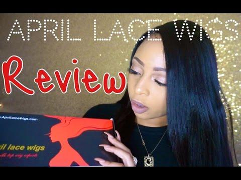 APRIL LACE WIGS REVIEW