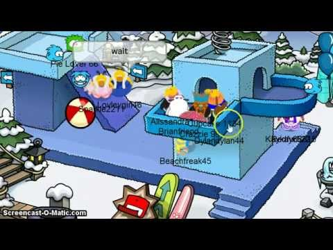Club Penguin:Bunny Style Party
