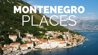 10 Best Places to Visit in Montenegro - Travel Video