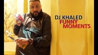 DJ Khaled FUNNY MOMENTS (BEST COMPILATION) 2017