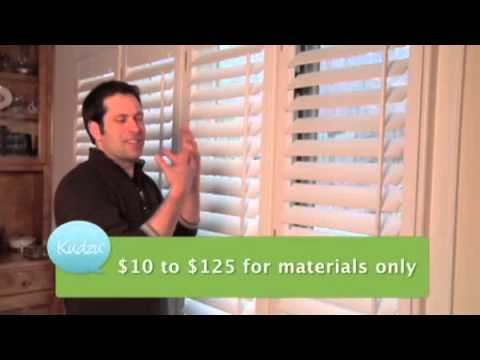 Which window treatments should I choose?