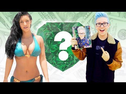 WHO'S RICHER? - Kim Kardashian or Tyler Oakley? - Net Worth Revealed!