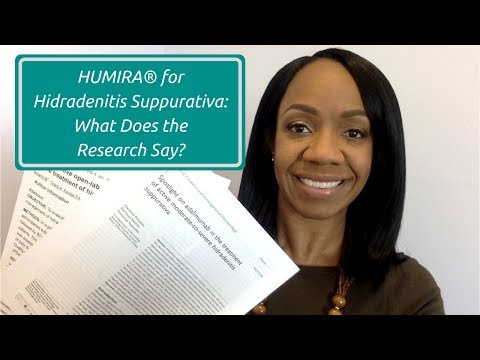 HUMIRA® for Hidradenitis Suppurativa: What Does the Research Say?