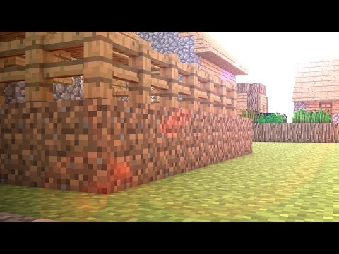Minecraft ULTRA SHADERS! [Minecraft Animation]