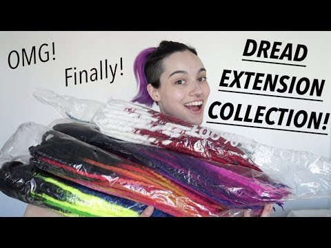 My Dread Extension Collection - 2018
