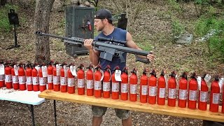 Can Fire Extinguishers Stop a Bullet?