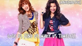 Shake It Up - Anna Margaret & Nevermind - All Electric (Lyrics Video) HD