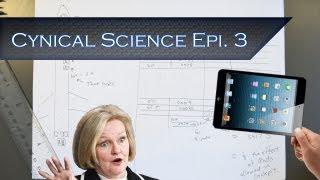 iPads vs. Aircraft Avionics: An Intro to EMI - Cynical Science Epi. 3