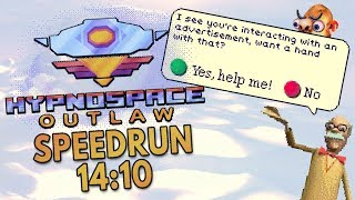 Hypnospace Outlaw Speedrun in 14:10