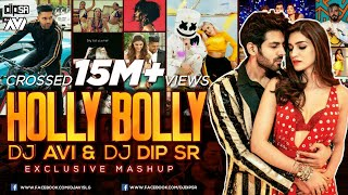 The Holly X Bolly Mashup | 2019 | DJ Dip SR & DJ Avi | Exclusive Edition | Superhit Music Official