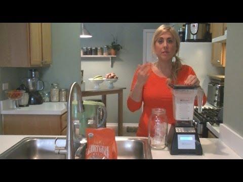 Rice Milk and Blendtec Review