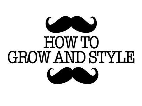 How to grow and style a sweet handle bar mustache