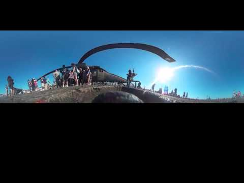 360 Video - Helicopter