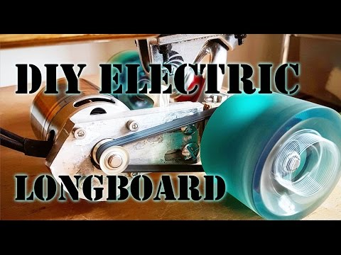 How to Make an Electric Longboard - Part 1